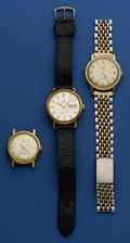 Timepieces:Wristwatch, Three Omega Seamaster's For Repair. ... (Total: 3 Items)