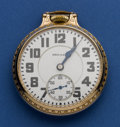 Timepieces:Pocket (post 1900), Hamilton 21 Jewel 992. ...