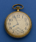 Timepieces:Pocket (post 1900), South Bend 21 Jewel, 16 Size Pocket Watch. ...