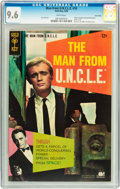 Silver Age (1956-1969):Adventure, Man from U.N.C.L.E. #18 Twin Cities pedigree (Gold Key, 1968) CGC NM+ 9.6 White pages....