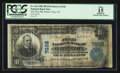 National Bank Notes:Colorado, Monte Vista, CO - $10 1902 Plain Back Fr. 624 The First NB Ch. #7228. ...