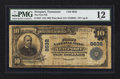 National Bank Notes:Tennessee, Newport, TN - $10 1902 Plain Back Fr. 627 The First NB Ch. # 9632....