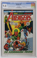 Bronze Age (1970-1979):Superhero, The Avengers #96 (Marvel, 1972) CGC NM/MT 9.8 White pages....