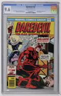 Bronze Age (1970-1979):Superhero, Daredevil #131 (Marvel, 1976) CGC NM+ 9.6 Off-white to white pages. Origin and first appearance of the new Bullseye. Rich Bu...