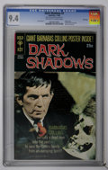 Silver Age (1956-1969):Horror, Dark Shadows #3 and 4 CGC File Copy Group (Gold Key, 1969-70).Contains a CGC NM 9.4 copy of #3 (Includes pull-out poster) a...(Total: 2 Comic Books)