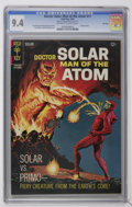 Silver Age (1956-1969):Miscellaneous, Gold Key Silver Age CGC File Copy Group (Gold Key, 1965-69). Includes CCG NM 9.4 copies of Doctor Solar Man of the Ato...