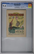 Bronze Age (1970-1979):Cartoon Character, Kite Fun Book CGC File Copy Group (Various Publishers, 1969-77).Includes CGC NM 9.4 copies from 1969 (Dastardly and Mutley)...(Total: 7 Comic Books)