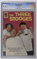 Silver Age (1956-1969):Humor, Three Stooges CGC File Copy Group (Dell, 1961-69). Contains CGC NM- 9.2 copies of #7, 8, and 44 and CGC NM 9.4 copies of #6,... (Total: 7 Comic Books)