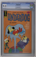 Bronze Age (1970-1979):Cartoon Character, Underdog CGC File Copy Group (Gold Key, 1975-79). Contains a CGCNM- 9.2 copy of #3; CGC NM 9.4 copies of #20 and 23; CGC NM...(Total: 7 Comic Books)