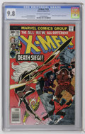 Bronze Age (1970-1979):Superhero, X-Men #103 (Marvel, 1977) CGC NM/MT 9.8 Off-white to white pages. Chris Claremont story. Dave Cockrum and Sam Grainger art. ...