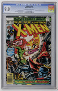 Bronze Age (1970-1979):Superhero, X-Men #105 (Marvel, 1977) CGC NM/MT 9.8 Off-white to white pages. Firelord and Eric the Red appearance. Chris Claremont stor...
