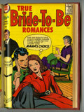 Silver Age (1956-1969):Miscellaneous, Harvey Romance Comics Bound Volume (Harvey, 1956)....