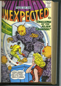 Silver Age (1956-1969):Science Fiction, Tales of the Unexpected #46-65 Bound Volume (DC, 1960-61). Space Ranger feature stories fill out this bound volume, which in...
