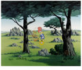 "Animation Art:Limited Edition Cel, ""In the Rough"" International Limited Edition Hand-Painted Cel #6/25Original Art (Walter Lantz Productions, 1992). Internati..."