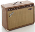 Musical Instruments:Amplifiers, PA, & Effects, Fender Acoustasonic Junior Brown Guitar Amplifier, Serial #M977694....