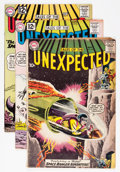 Silver Age (1956-1969):Horror, Tales of the Unexpected Group (DC, 1959-67) Condition: AverageFN+.... (Total: 6 Comic Books)