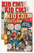 Silver Age (1956-1969):Western, Kid Colt Outlaw Group (Atlas/Marvel, 1960-68) Condition: AverageFN.... (Total: 20 Comic Books)