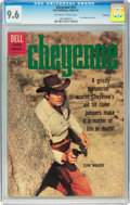 Silver Age (1956-1969):Western, Cheyenne #19 File Copy (Dell, 1961) CGC NM+ 9.6 Off-white to whitepages....