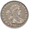 Early Half Dimes, 1796 H10C LIKERTY XF45 PCGS. V-1, LM-1, R.3....