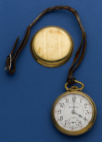 Illinois Bunn Special 23 Jewel Pocket Watch