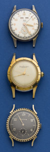 Timepieces:Wristwatch, Three Vintage Wristwatches. ... (Total: 3 Items)