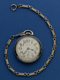 Timepieces:Pendant , Hamilton 992 B 21 Jewel Pocket Watch. ...
