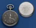 Timepieces:Pocket (post 1900), Hamilton Military 19 Jewel Pocket Watch. ...