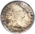 Early Half Dimes, 1796 H10C -- Surface Damage -- Genuine PCGS. V-1, LM-1, R.3....