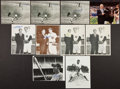 Autographs:Photos, Phil Rizzuto Signed Photos Lot Of 10...