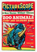 Golden Age (1938-1955):Non-Fiction, Zoo Animals #8 (Star Publications, 1954) Condition: GD+....
