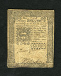 Colonial Notes:Pennsylvania, Pennsylvania October 25, 1775 20s Very Fine-Extremely Fine. This isa nice example of this highest denomination. Although t...