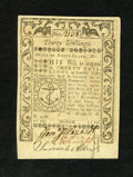 Colonial Notes:Rhode Island, Rhode Island May 1786 30s Choice New. An utterly original RhodeIsland note that is well margined, boldly signed and deeply ...