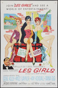 """Movie Posters:Musical, Les Girls (MGM, 1957). One Sheet (27"""" X 41""""). Musical.. ..."""
