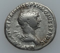 Ancients:Ancient Lots  , Ancients: ROMAN IMPERIAL. Lot of five AR denarii, Augustus-MarcusAurelius. ... (Total: 5 coins)