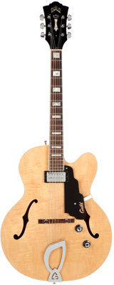 1990's Guild X-150 Natural Archtop Electric Guitar, Serial #AK150350