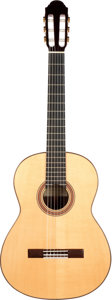 Musical Instruments:Acoustic Guitars, 2007 Giambattista 60TH Anniversaire Natural Classical Guitar,Serial #0406-1C....