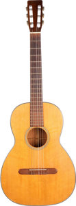 Musical Instruments:Acoustic Guitars, 1963 Martin 00-18C Natural Classical Guitar, Serial #189596....