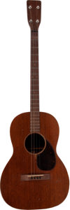 Musical Instruments:Acoustic Guitars, 1931 Martin 5-17T Mahogany Acoustic Tenor Guitar, Serial #46380....