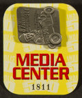 Miscellaneous Collectibles:General, 2003 Indianapolis 500 Press Pin....