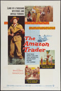 "Movie Posters:Adventure, The Amazon Trader (Warner Brothers, 1956). One Sheet (27"" X 41"").Adventure.. ..."