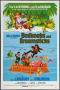 "Movie Posters:Animated, Bedknobs and Broomsticks (Buena Vista, 1971). One Sheet (27"" X41""). Animated.. ..."