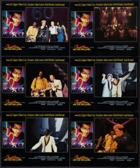 "Chuck Berry: Hail! Hail! Rock 'n' Roll (Universal, 1987). Lobby Cards (6) (11"" X 14""). Rock and Roll. ... (Tot..."