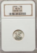 Barber Dimes: , 1909 10C MS65 NGC. NGC Census: (27/8). PCGS Population (38/12).Mintage: 10,240,650. Numismedia Wsl. Price for problem free...