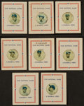 "Baseball Cards:Sets, 1938 PM8 ""Our National Game"" Pins Near Complete Set (30)...."
