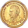Commemorative Gold, 1904 G$1 Lewis and Clark MS65+ NGC....