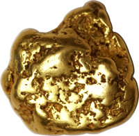 Gold Nugget. 59.61 Grams