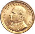 Commemorative Gold, 1903 G$1 Louisiana Purchase/McKinley MS67 PCGS. CAC....