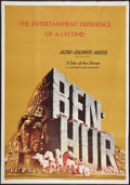 "Movie Posters:Academy Award Winners, Ben-Hur (MGM, 1959). Partial Three Sheet (42"" X 60""). Academy AwardWinners.. ..."