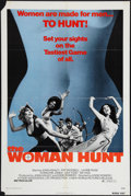 """Movie Posters:Exploitation, The Woman Hunt & Other Lot (New World, 1972). One Sheets (2)(27"""" X 41""""). Exploitation.. ... (Total: 2 Items)"""