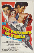 "Movie Posters:Adventure, The Prisoner of Zenda (MGM, 1952). One Sheet (27"" X 41"").Adventure.. ..."